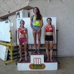 Lison, princesse de MONACO! Championne régionale PACA