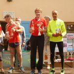 3 courses, 3 podiums, 3 couleurs, la confiance puissance trois!!!