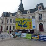 Place du Maréchal, me voilà!