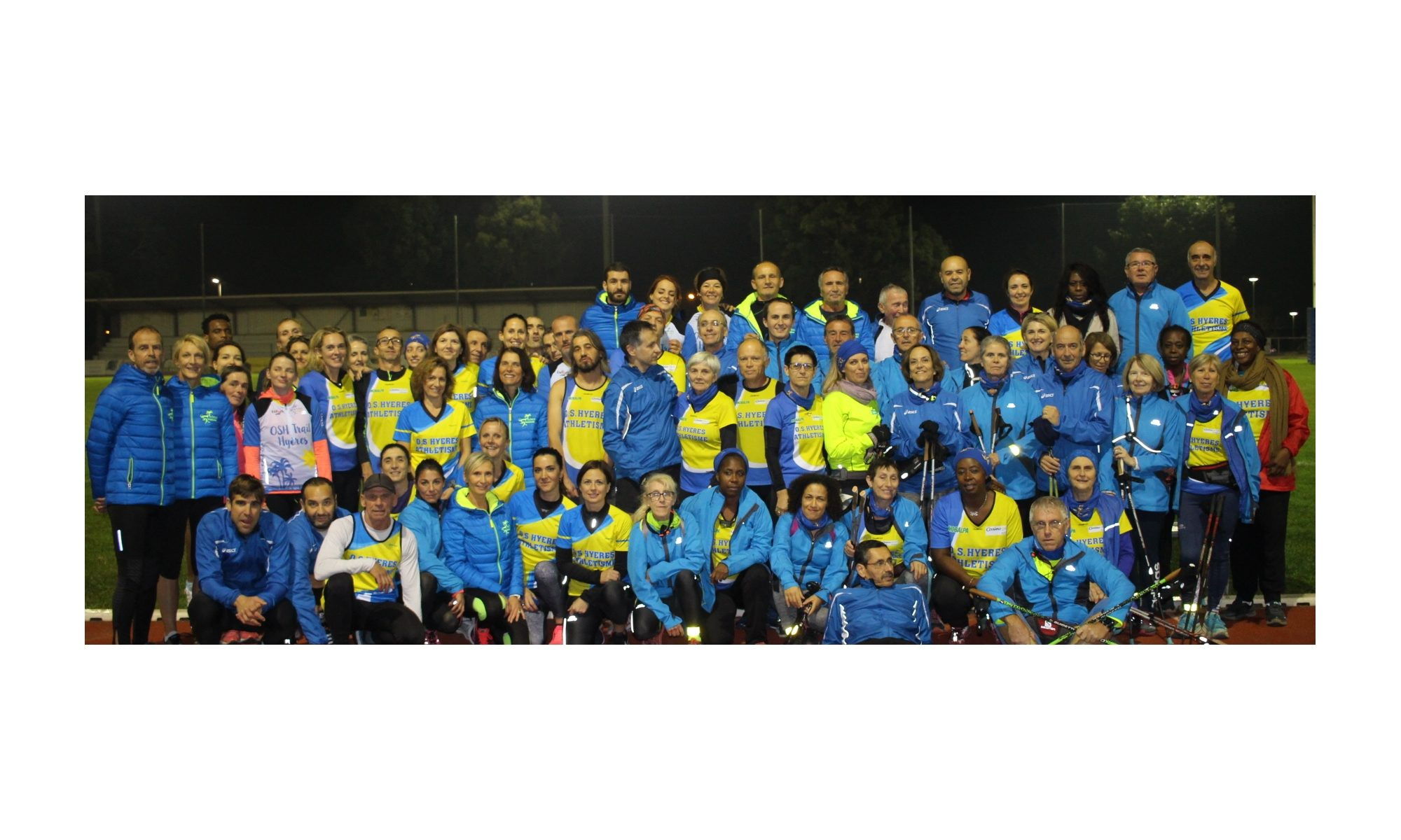 O.S       HYERES         ATHLETISME